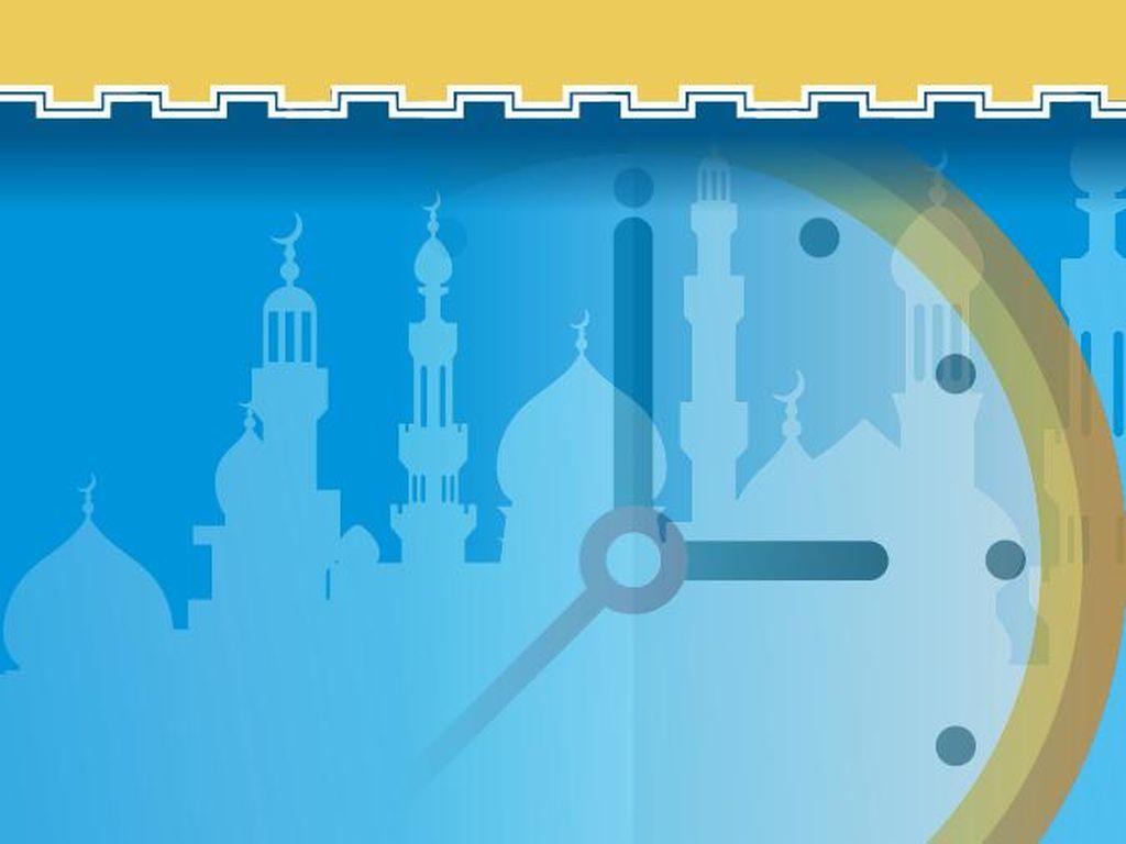 Jadwal Waktu Sholat Kota Bandung untuk Januari 2021