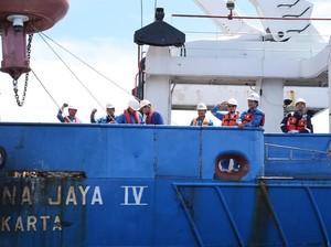 Penjelasan BPPT Terjunkan Kapal Baruna Jaya IV Cari Black Box Sriwijaya Air