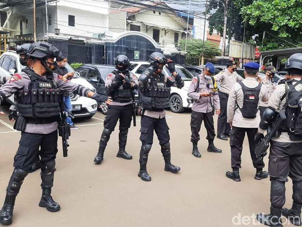 Putusan Praperadilan Habib Rizieq Hari Ini, Polisi Siapkan 3 Titik Pengamanan