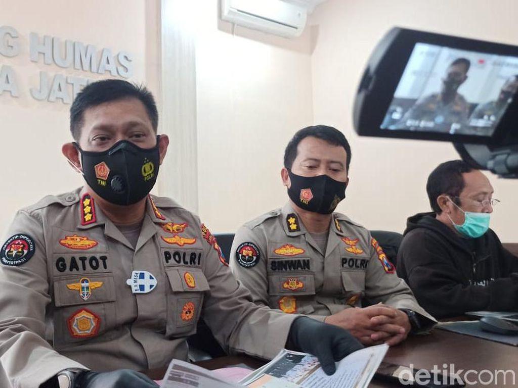 Kasat Narkoba Polresta Malang Dicopot Usai Salah Gerebek Kamar Kolonel