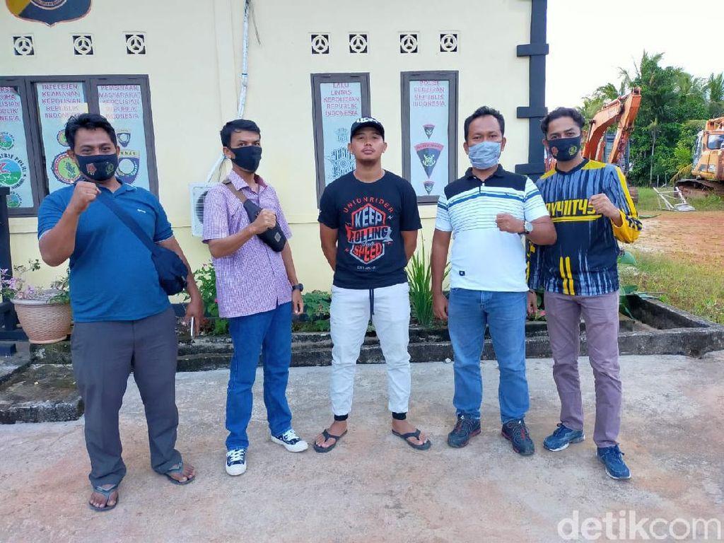 Bikin Candaan soal Tragedi Sriwijaya Air di Medsos, Pria di Kalbar Diciduk