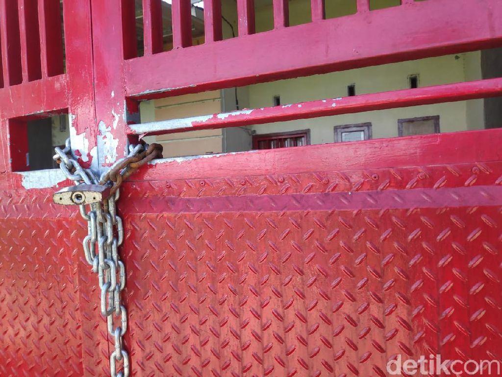 Jejak Tak Bersisa Harun Masiku di Rumah Istri di Gowa