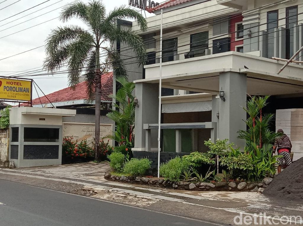 PPKM Effect, Hunian Hotel Turun Tajam di Kudus