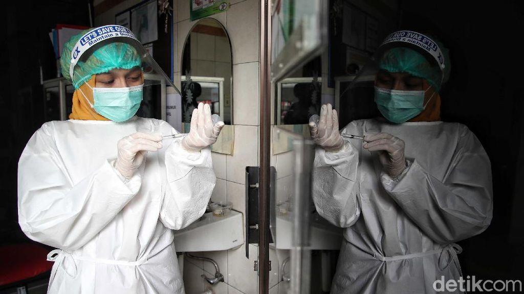 Foto-foto Puskesmas di Cilincing Siap Gelar Vaksinasi