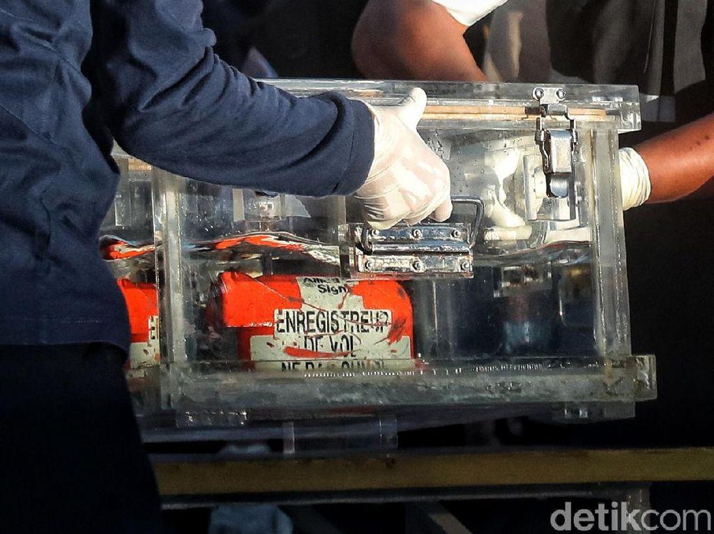 6 Fakta Penemuan Black Box Sriwijaya Air dari Dasar Lautan