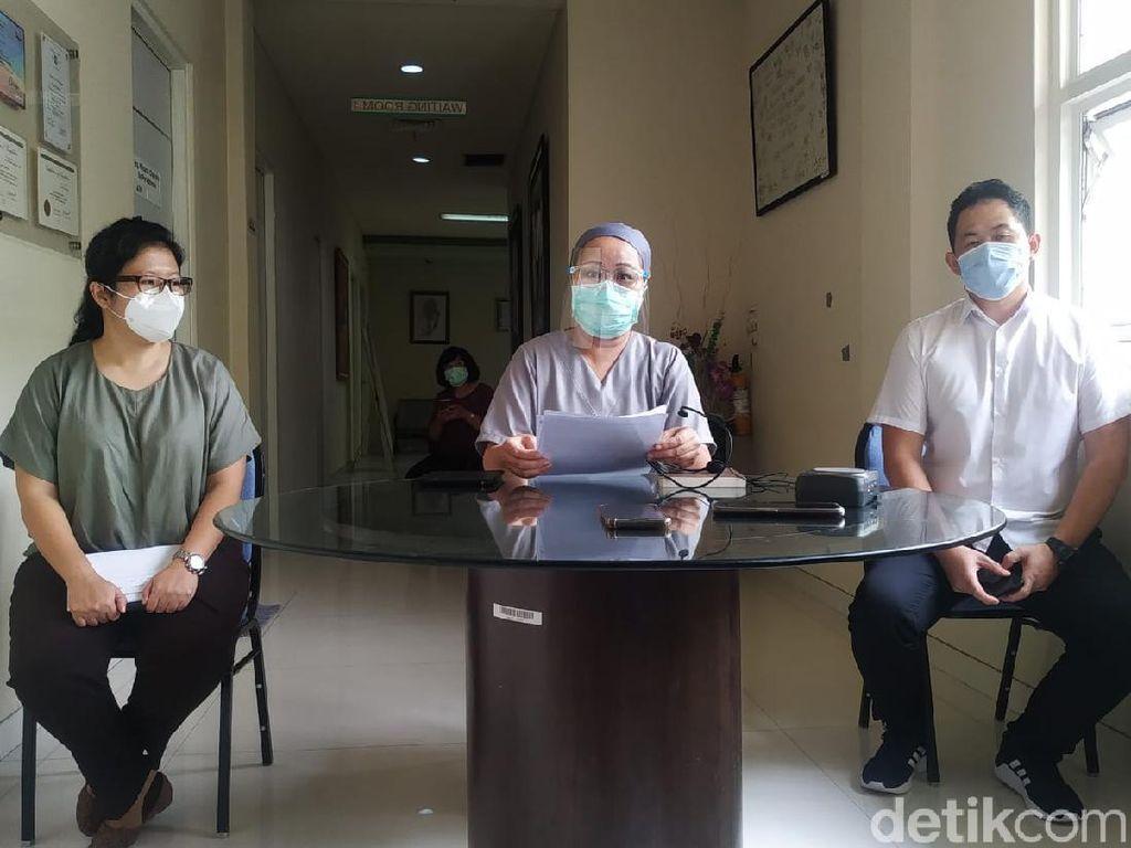 Viral Pasien Tidak Puas Hasil COVID-19, Laboratorium Gleneagles Sudah SOP