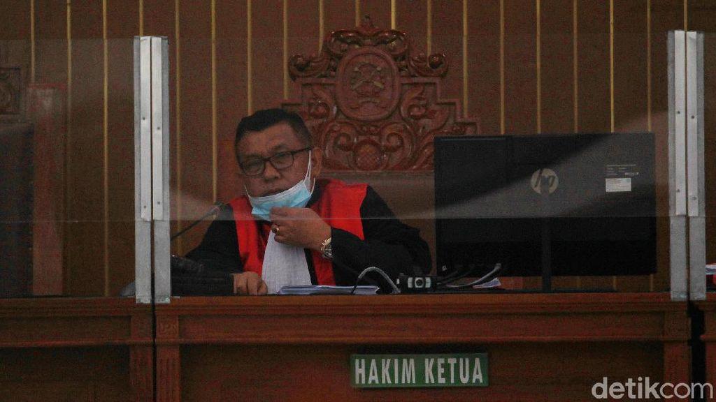 Tok! Gugatan Praperadilan Habib Rizieq Ditolak Hakim