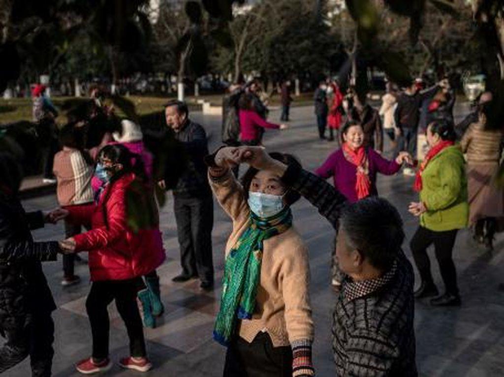 Wuhan Jadi Kota Teraman di Dunia Kini