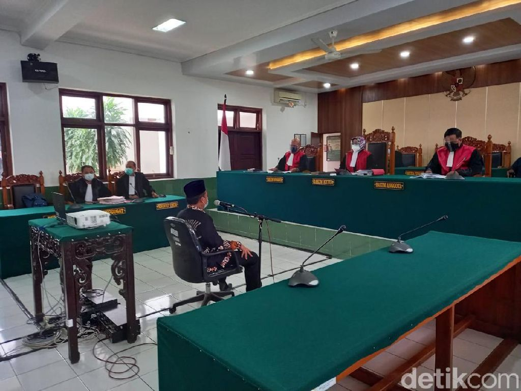Gelar Dangdutan saat Pandemi, Waket DPRD Tegal Divonis Hukuman Percobaan