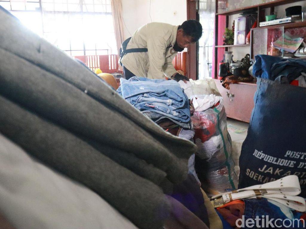 Rawan Longsor Susulan, Warga Cimanggung Sumedang Mengungsi