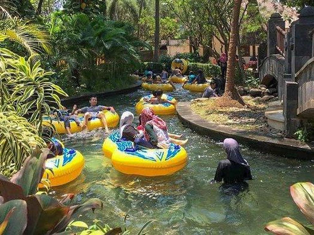 Kerumunan Warga Berujung Pengelola Waterboom Lippo Cikarang Tersangka