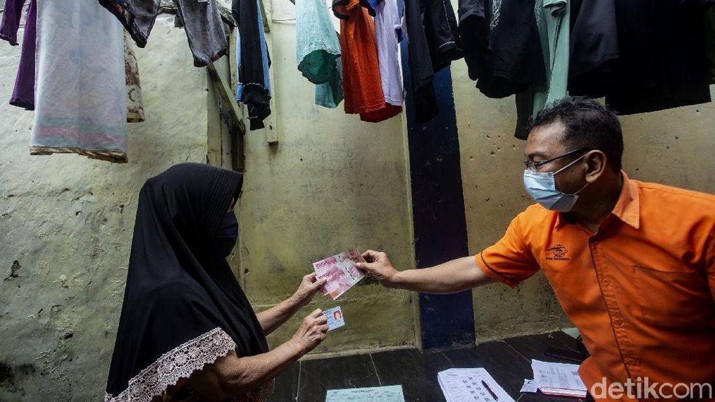 1 Juta KK di Jakarta Bakal Dapat Kucuran Dana Bansos Tunai