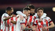 Akhirnya Sheffield United Menang Perdana di Liga Inggris