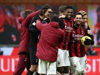 AC Milan Vs Torino: Angka-angka di Balik Kemenangan Rossoneri