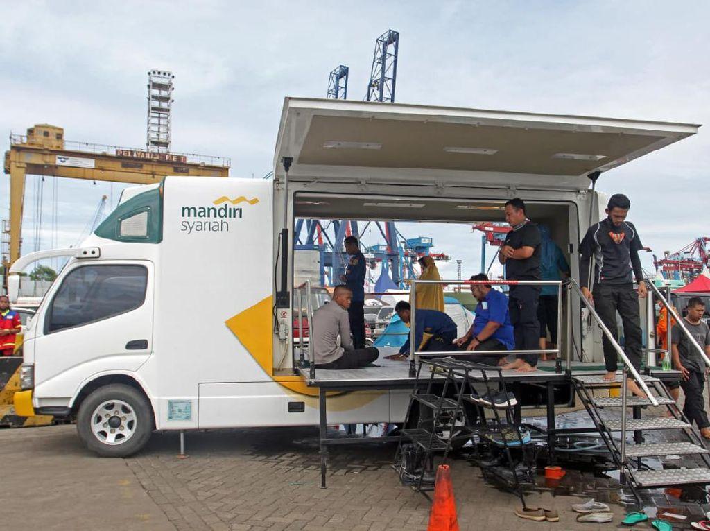 Ada Mobil Mushola di JICT II Jakarta