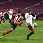 Atletico Madrid Vs Sevilla: Luis Suarez dkk Menang 2-0