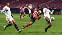 Menang Atas Sevilla, Atletico Nyaman di Puncak