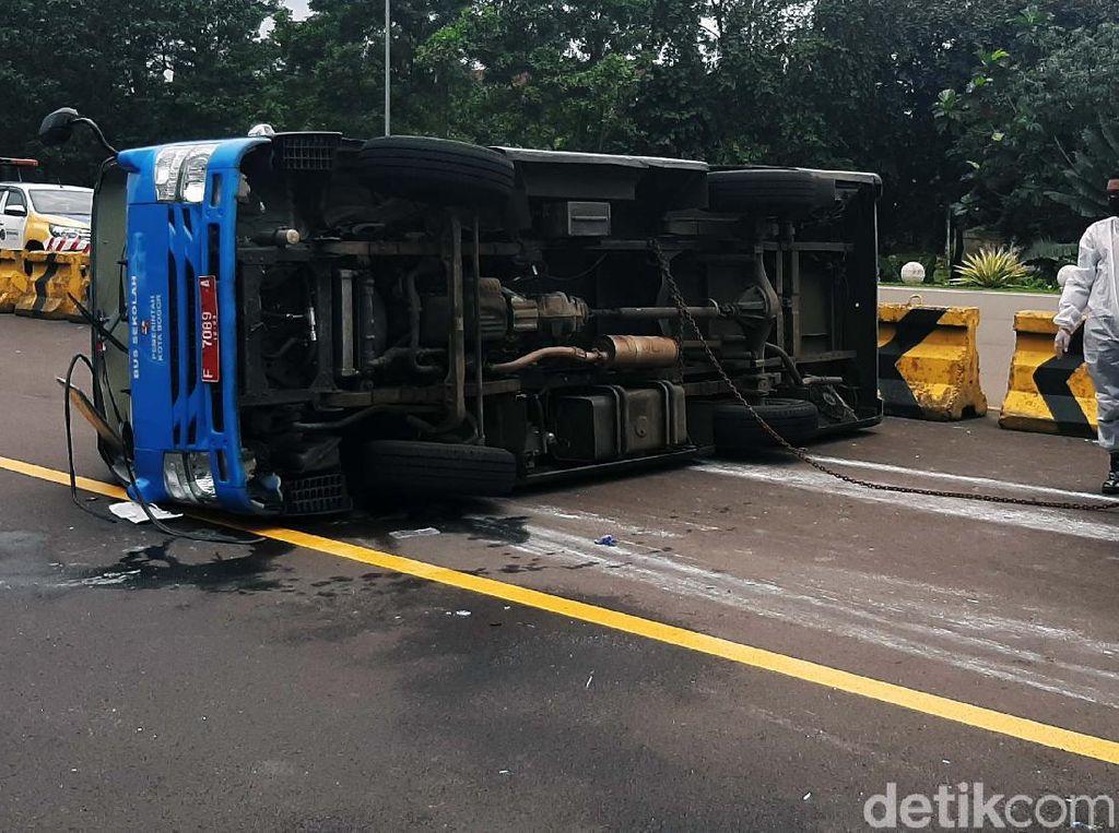 RSUD Bogor Observasi 7 dari 9 Pasien Corona yang Kecelakaan di Jagorawi