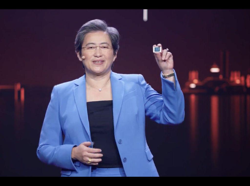 Kata AMD Soal Apple M1: Jadi Kesempatan untuk Berinovasi