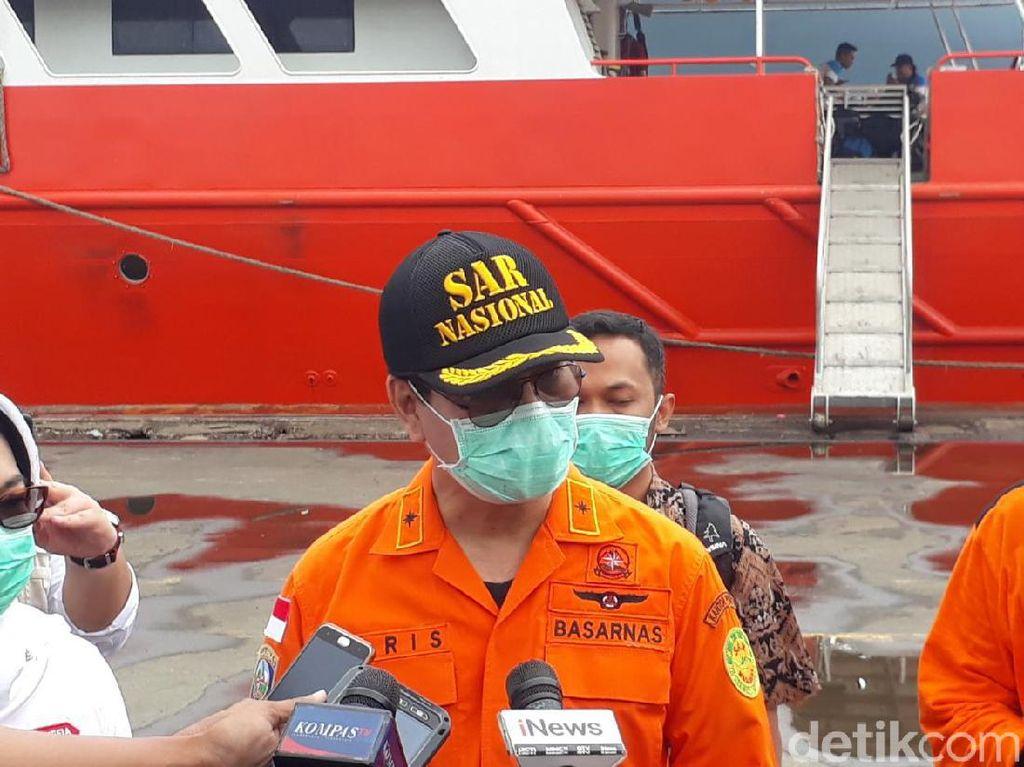 Cuaca Ekstrem, Pencarian Korban-Puing Sriwijaya Air Dihentikan Sementara