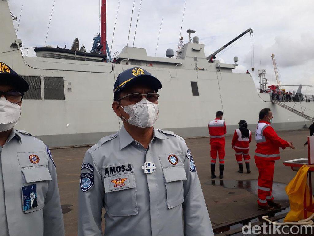 17 Ahli Waris Korban Pesawat Sriwijaya Air Dapat Santunan Rp 50 Juta