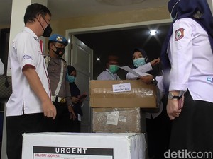 Vaksinasi Tahap Awal di Gorontalo Hanya Dilakukan di 3 Kabupaten/Kota