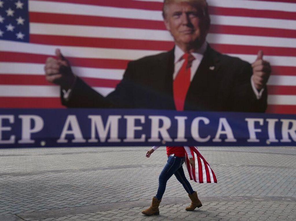 Pemakzulan Jilid Dua untuk Trump Bertabur Drama