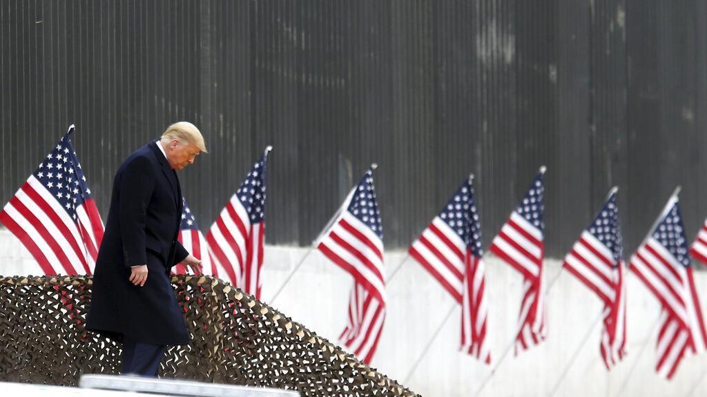 DPR AS Mulai Proses Pemakzulan Donald Trump Jilid 2