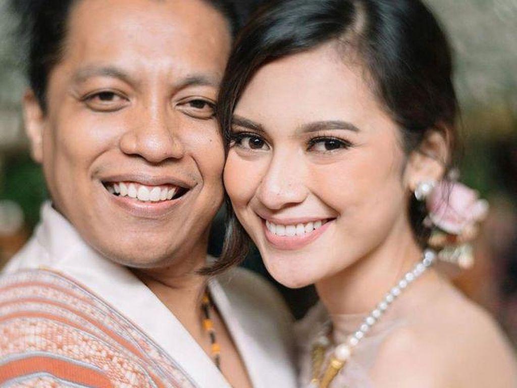 Ayah Tak Jadi Wali di Pernikahan Indah Permatasari dan Arie Kriting