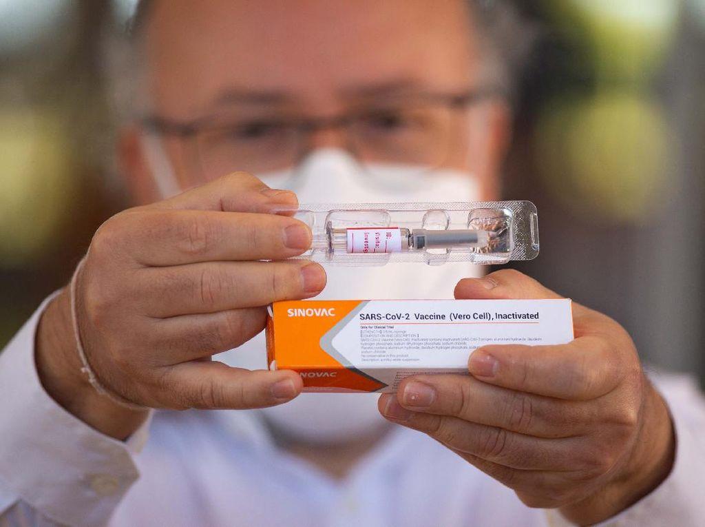 Kata Kemenkes soal Rencana China Campur Beberapa Vaksin COVID-19