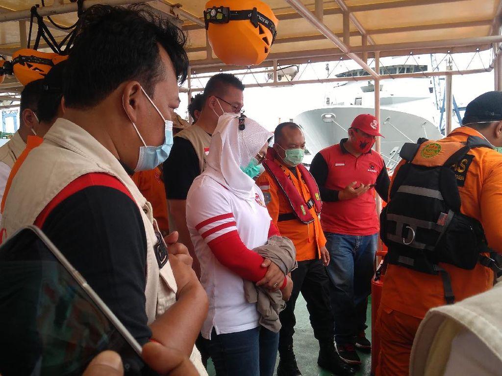 Cuaca Buruk, Kapal Isi Anggota Komisi V DPR Batal ke Area Sriwijaya Air Jatuh