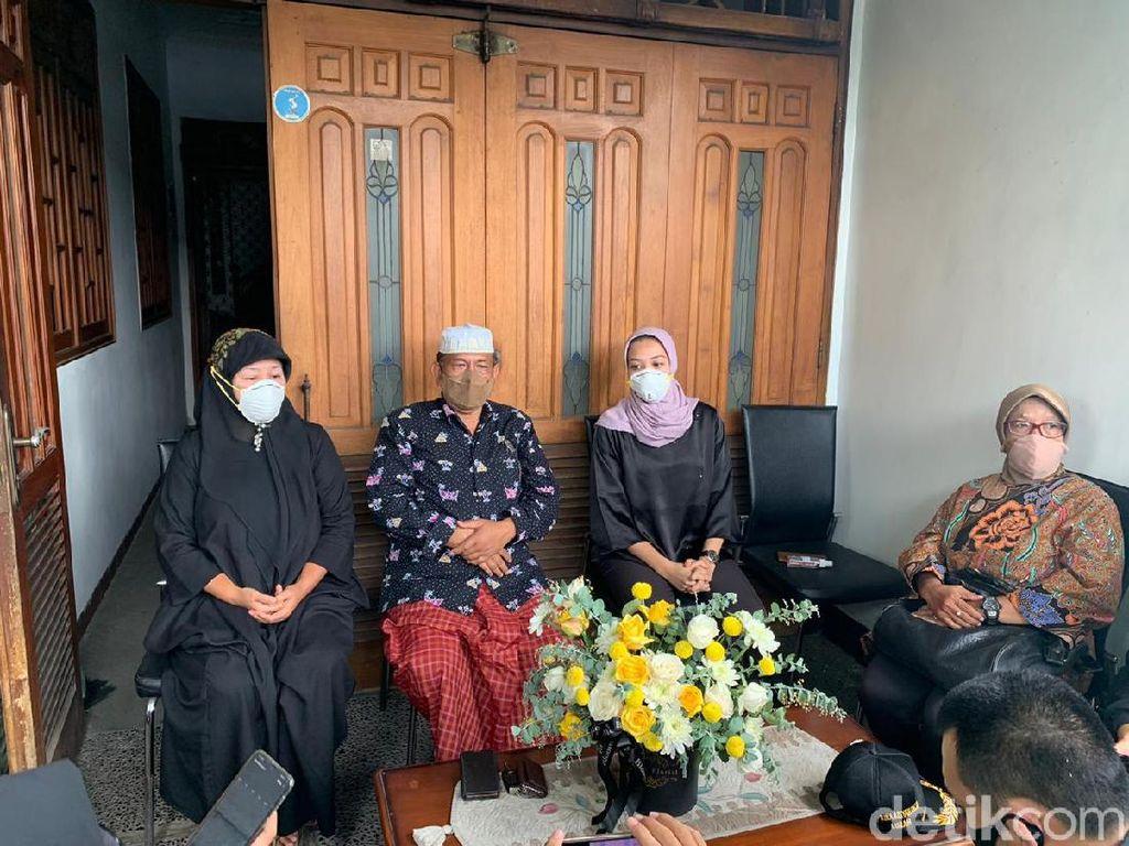 Keluarga Ingin Santunan Fadly Korban Sriwijaya Air untuk Membangun Masjid