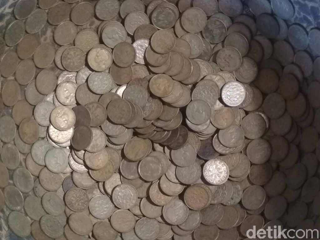 Sultan Kacirebonan Gemar Koleksi Koin, Ada Uang Setengah Gulden