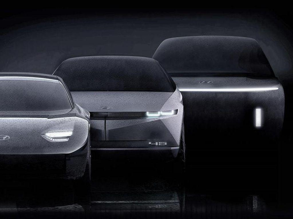 Pabrik Mobil Listrik Hyundai Rp 21 T Mulai Produksi Akhir 2021