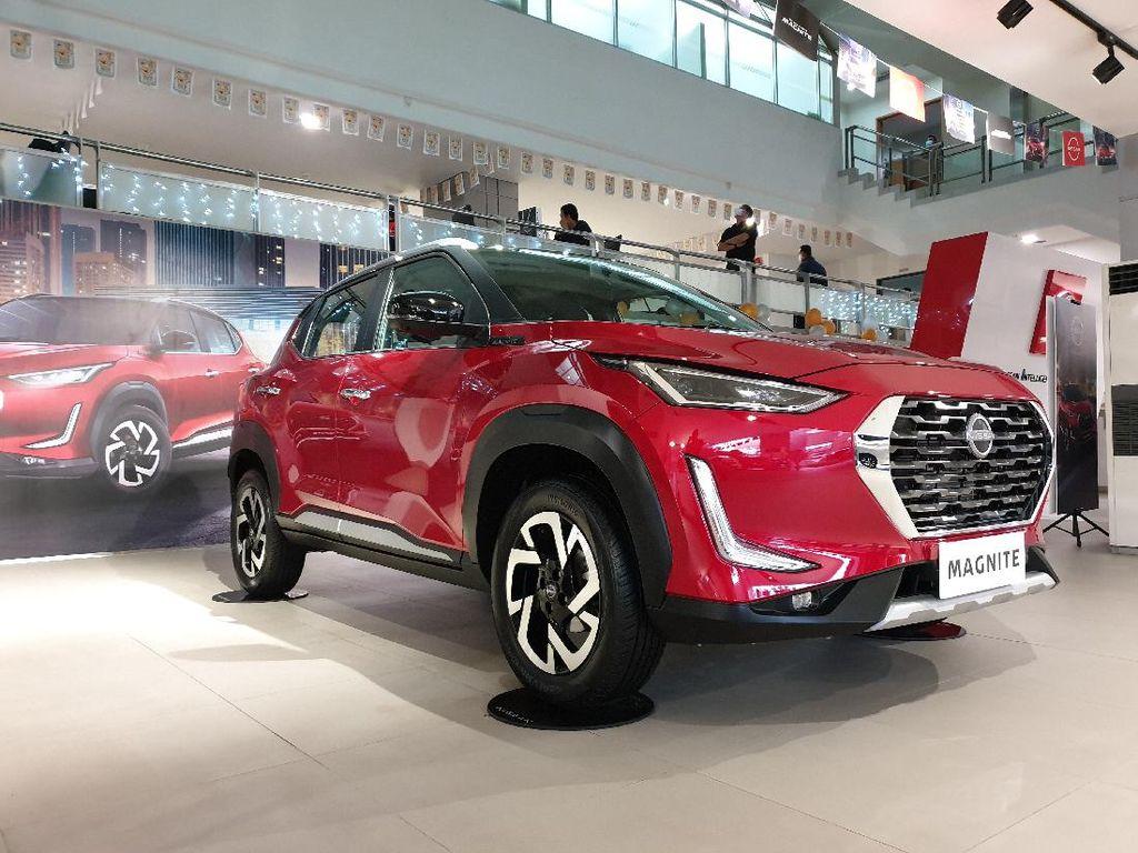 Dijual Rp 200 Jutaan, Apa Saja Kelebihan Nissan Magnite?