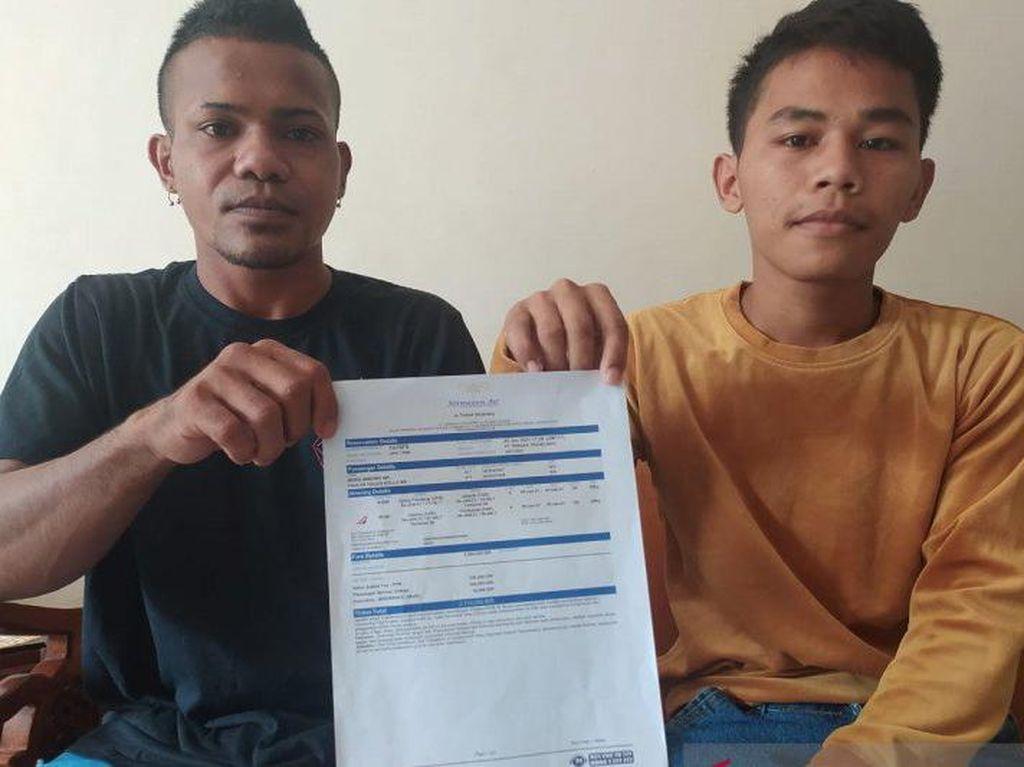 2 Pria Ini Batal Terbang Naik Sriwijaya Air SJ182 karena Tes Usap Mahal