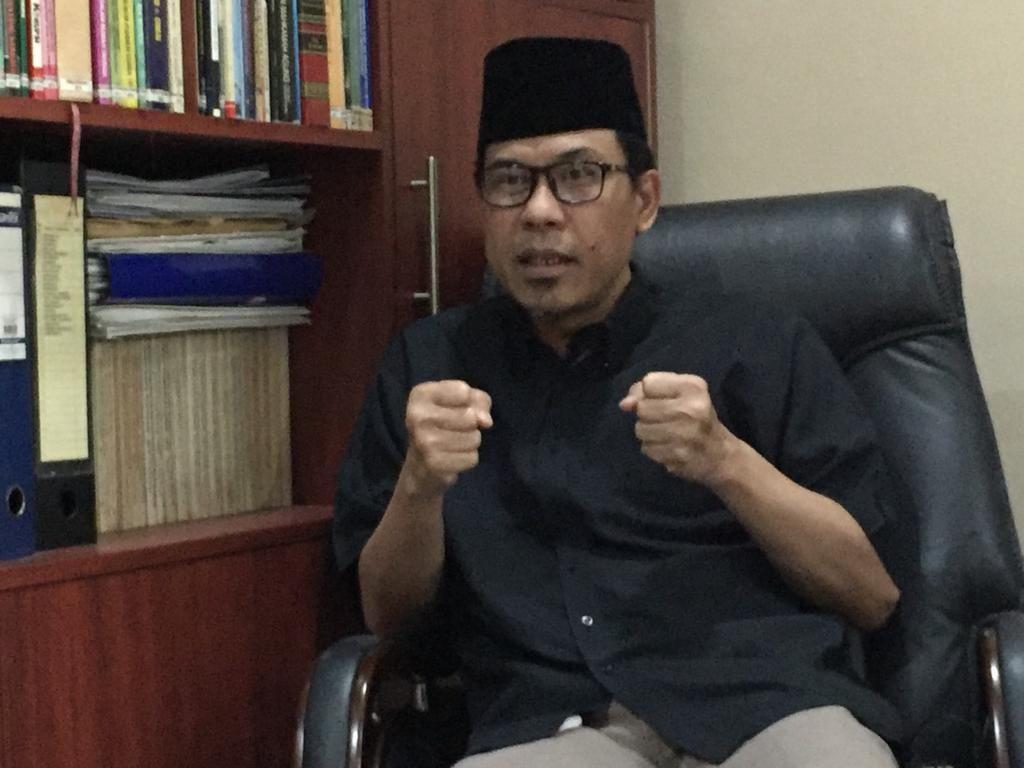 Munarman: Pemblokiran Rekening FPI itu Mirip Cara Zionis dan Kafir Quraisy