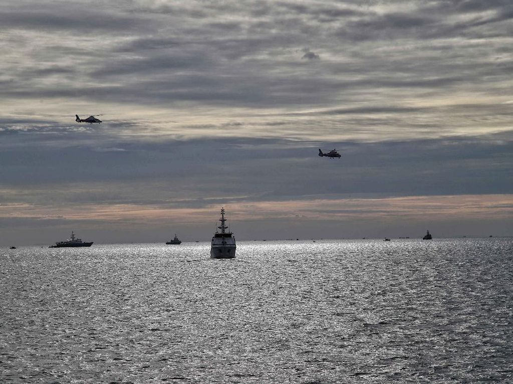 Soal Viral Tanda SOS di Pulau Laki Kepulauan Seribu, Ini Kata Polisi