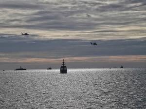 Tanda Tanya Suara Tolong di Video Pencarian Pesawat Sriwijaya