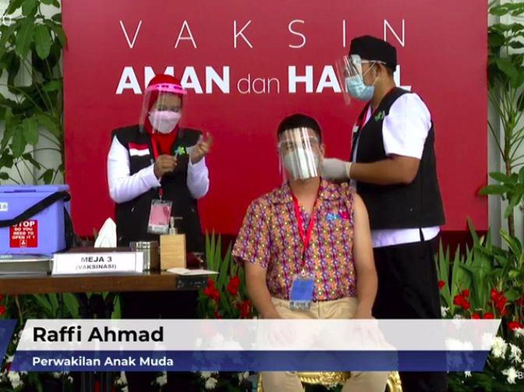Mediasi Gugatan Raffi Ahmad Party Usai Divaksin Digelar 17 Februari