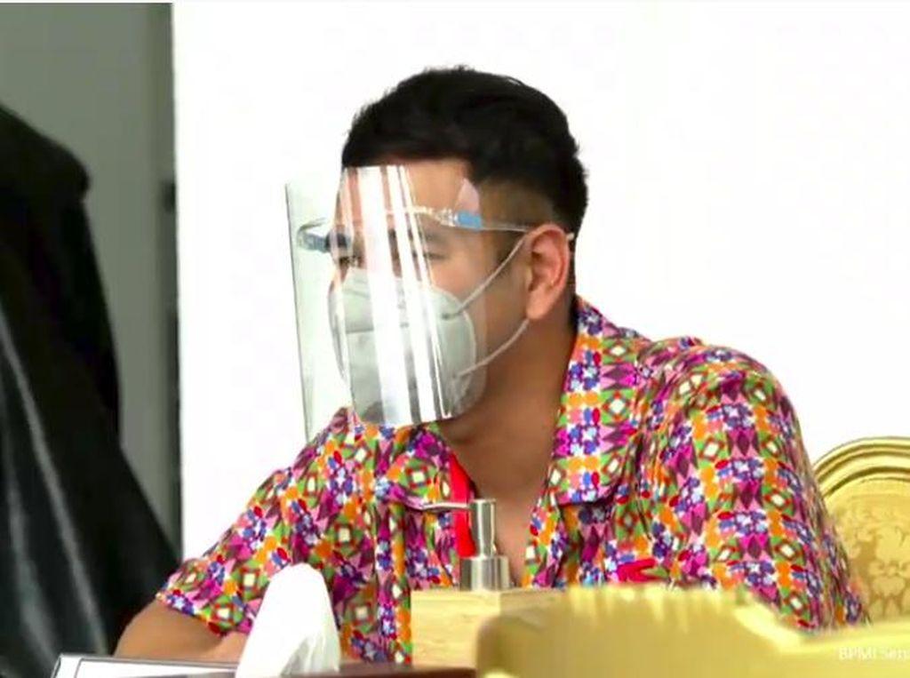 Janji Raffi Ahmad Taat Prokes Gara-gara Kepergok Party Usai Vaksinasi