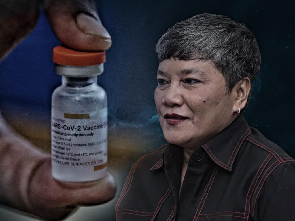 Jejak Ribka Tjiptaning Tolak Vaksin hingga Dipindah ke Komisi Minyak