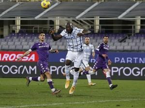 Dramatis! Lukaku Loloskan Inter ke Perempatfinal Coppa Italia