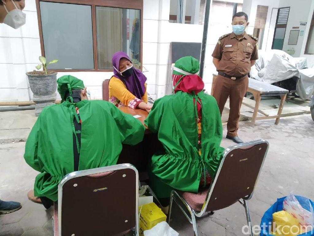 Gondol Ratusan Juta Dana PNPM, 2 Wanita Rembang Dijebloskan ke Tahanan