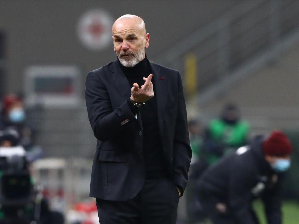 Kalah dari MU, Pioli Sadar Level Kualitas AC Milan