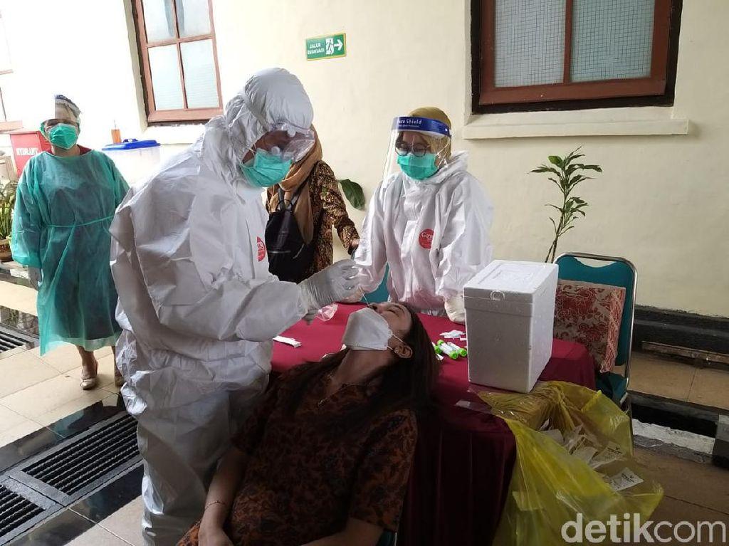 11 Pegawai PN Surabaya Positif COVID-19 Usai Swab Massal