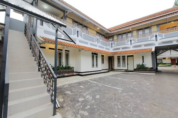 Potret Villa Milik Lesti Kejora.
