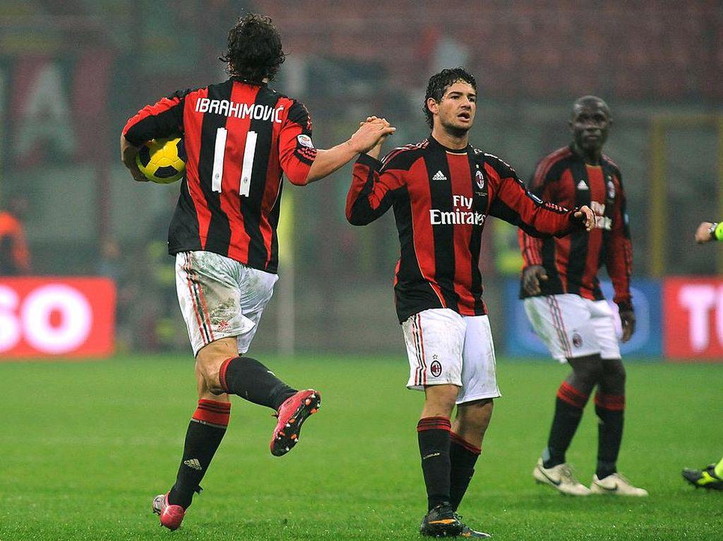 Pato Ingin Balik ke AC Milan, Duet sama Ibrahimovic
