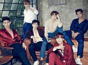2PM Bakal Comeback dengan Anggota Lengkap