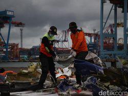 Basarnas Ungkap Hasil Pencarian Sriwijaya Air SJ182: 239 Kantong Jenazah-FDR